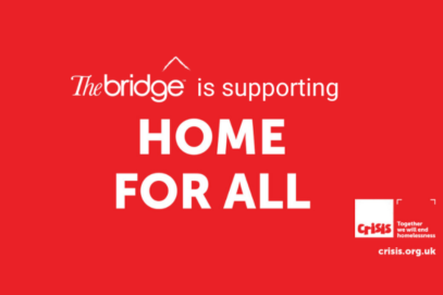The Bridge Supports National Homelessness Campaign