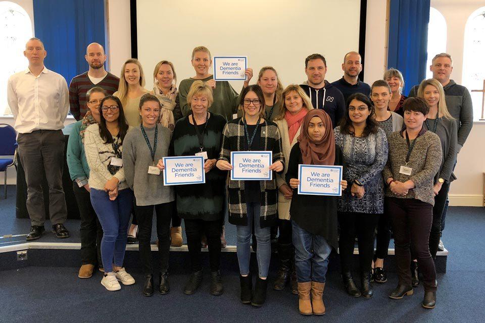 Local Volunteer Aims To Increase Dementia Awareness In Loughborough