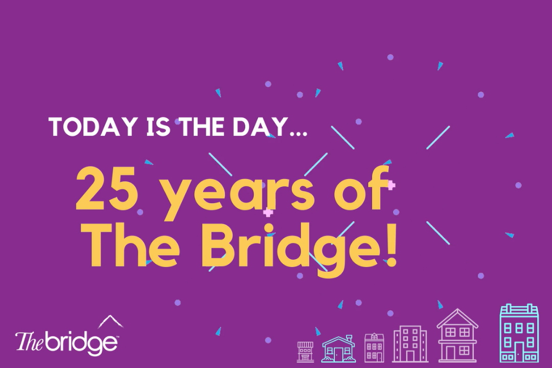 The Bridge Marks Their 25th Anniversary!